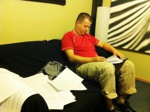Jacek Getner w studiu Mocny Głos
